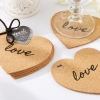 Fun Wedding Favor – Love Coasters
