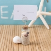 Fun Wedding Favor – Glass Jar Place Card Holder