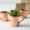 Fun Wedding Favors – Mini Copper Moscow Mule Mugs