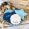 Fun Wedding Favor – Seashell Cookies