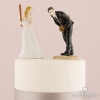 Whimsical Wedding Cake Topper