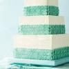 Ocean-Inspired Wedding Cake