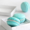 Fun Wedding Favors – Blue Macarons
