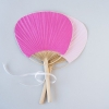Fun Wedding Favors – Colorful Paddle Fans