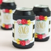 Fun Wedding Favors – Personalized Can Coolers