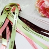 Fun Wedding Favor – Personalized Ribbon Wands