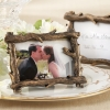 Fun Wedding Favor – Branch Photo Frame