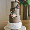 Fall-Inspired Wedding Cake