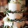 Springtime Wedding Cake