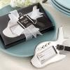 Fun Wedding Favor – Airplane Luggage Tags
