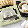 """Fun Wedding Favor – """"Olive You"""" Olive Tray"""