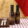 Fun Wedding Favor: Personalized Barbecue Sauce