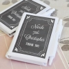 Fun Wedding Favor – Chalkboard Notebooks