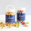 Fun Wedding Favor – Personalized Popcorn Buckets