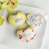 Fun Wedding Favors: Personalized Fortune Cookies