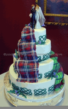 Celtic Wedding Cake A Cake to Remember
