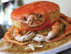 Crab Cake by Sheri's Edible Designs, Hilton Head, SC