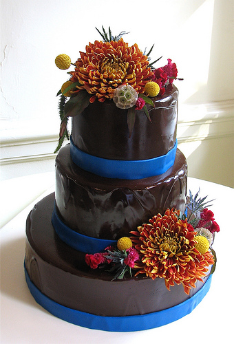 chocolate ganache wedding cakes pictures chocolate ganache recipe a wedding cake 12717