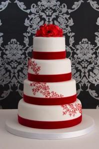 Maisie Fantaisie red velvet cake