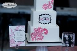 Chic Swirl Cake