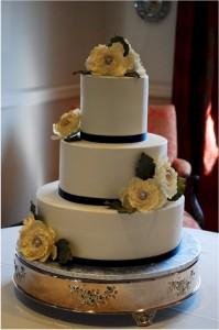 Grandview Peony Cake
