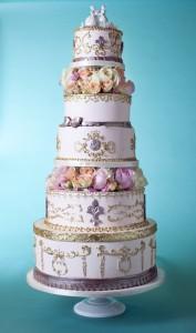 Marie Antoinette Cake