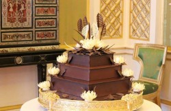 Prince William's Groom's Cake