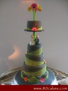 gerbera-daisy-cake