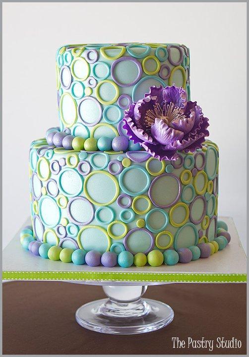 Light Blue Wedding Cake A Wedding Cake Blog