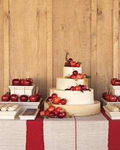 Martha Stewart Apple Cake