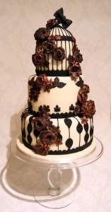 gothic birdcage wedding cake (compressed)
