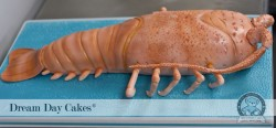 spiny lobster grooms cake