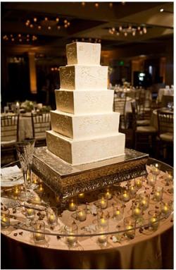 Square Wedding Cake-001