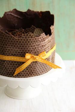 Sprinkle Bakes Honey Chocolate Cake