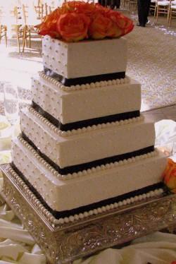 roses cake 2