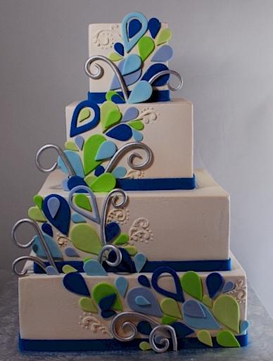 Peacock Wedding Cake.Peacock Wedding Cakes A Wedding Cake Blog
