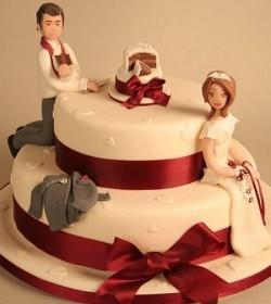 Miniature Cake Cake Topper
