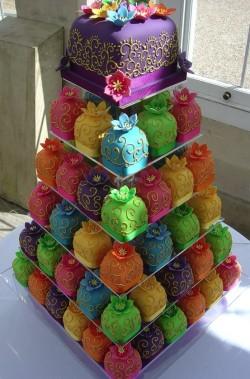 baby cakes wedding cake