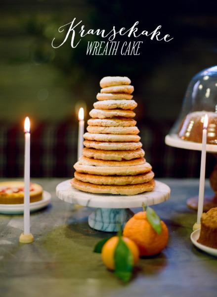 French Canadian Christmas Log Cake