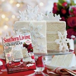 Southern Living White Cake 1
