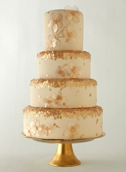 gold glitter wedding cakes gold wedding cakes a wedding cake 14782