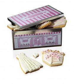 Harrod's Wedding Biscuits