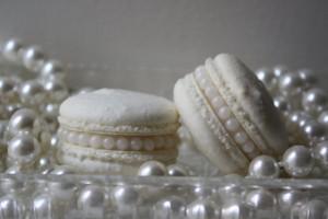 Pearl Macaron