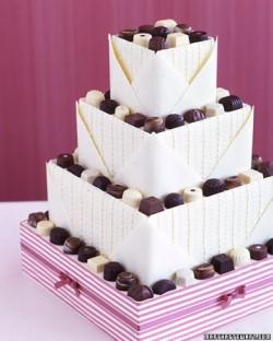 choclate sampler cake