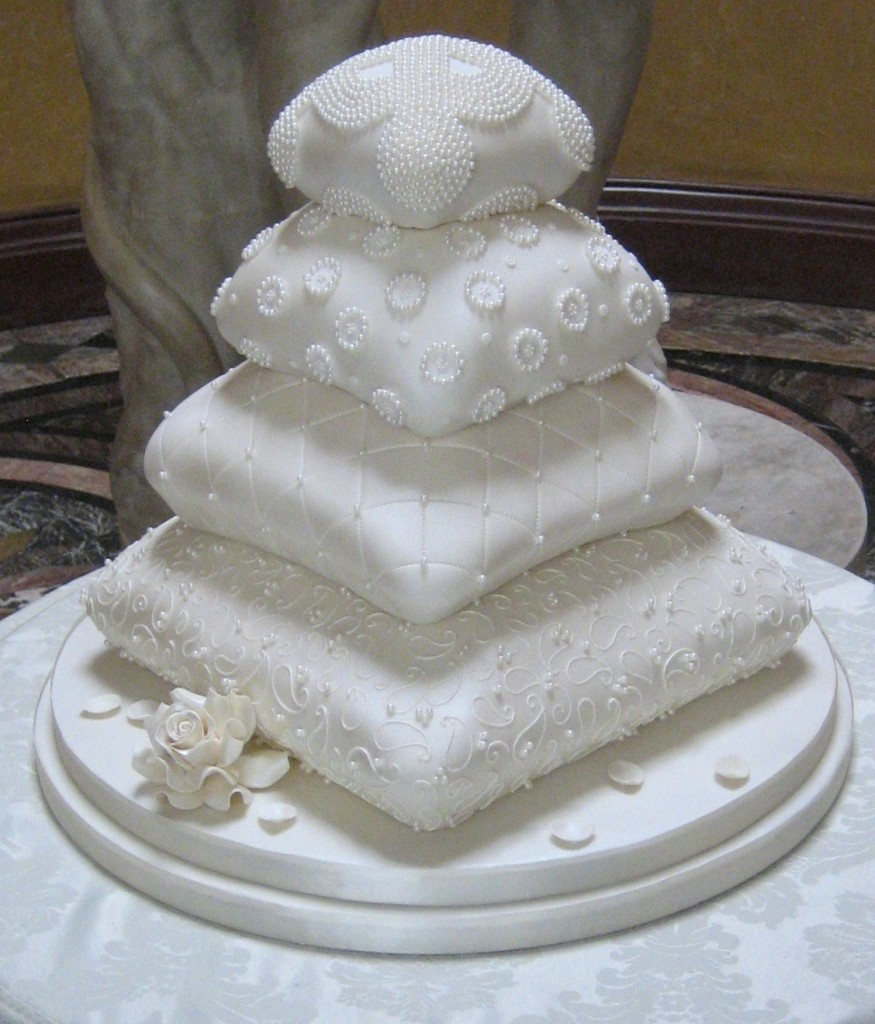 Real Wedding Cakes