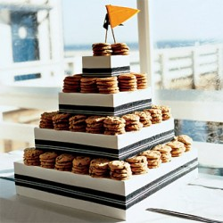 choc chip cookie cake
