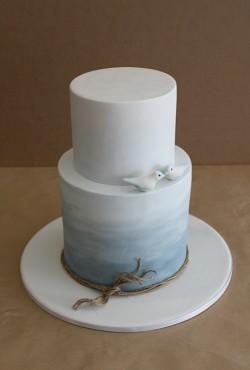 beachy cake