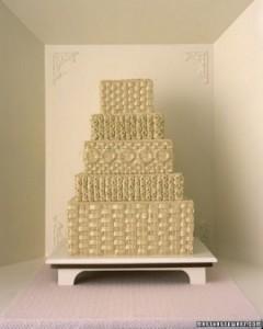 fall basket cake