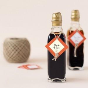 mini oil bottles