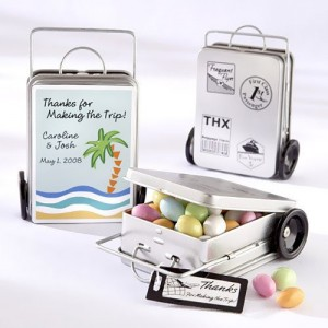 suitcase tins